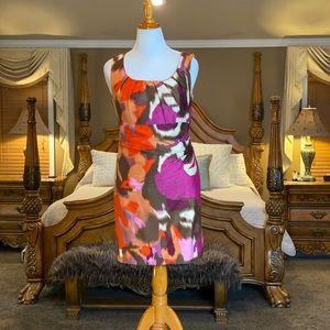 Tribal Gorgeous Multi-Color Dress Size 10